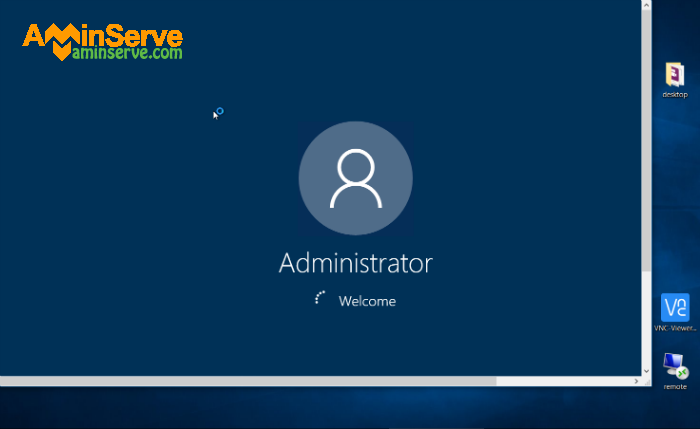 Windows 10 admin RDP