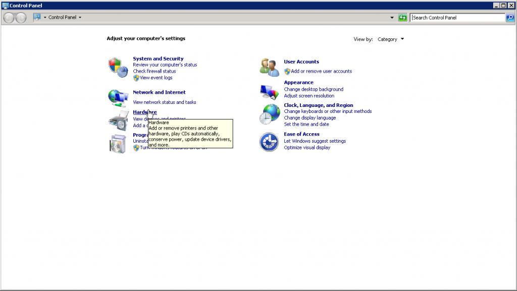 Enable audio in remote desktop (RDP)