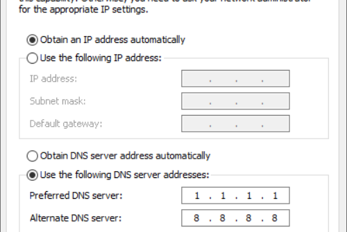 Windows DNS